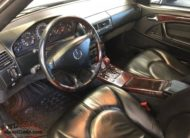 1999 MERCEDES BENZ SL 500 A.M.G. SPORT-PACKAGE ROADSTER CONVERTIBLE