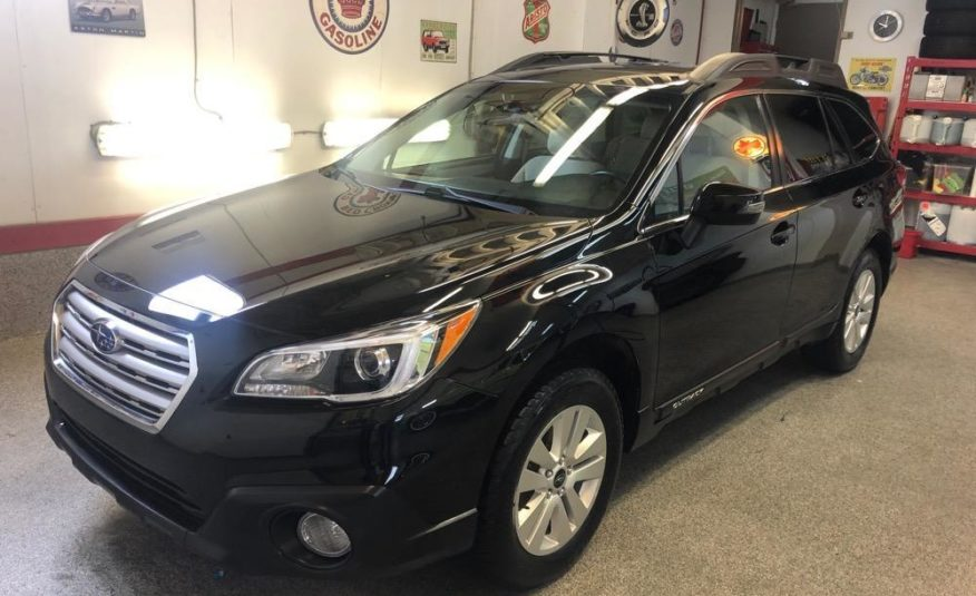 2017 SUBARU OUTBACK 2.5I TOURING EDITION WITH EYESIGHT TECHNOLOGY