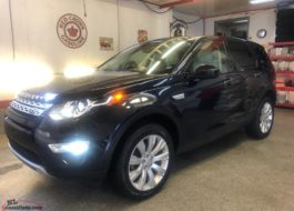 2016 LAND ROVER DISCOVERY SPORT HSE. LUXURY