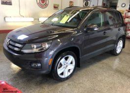 2016 Volkswagen TIGUAN 4 MOTION