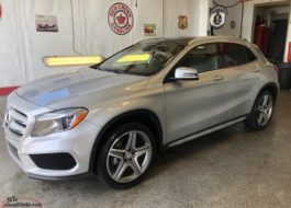 Used MERCEDES BENZ GLA 250 4 MATIC