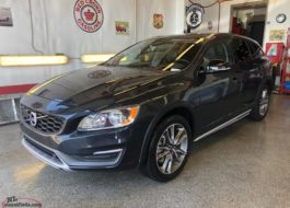 2016 VOLVO V/60 CROSS COUNTRY T5