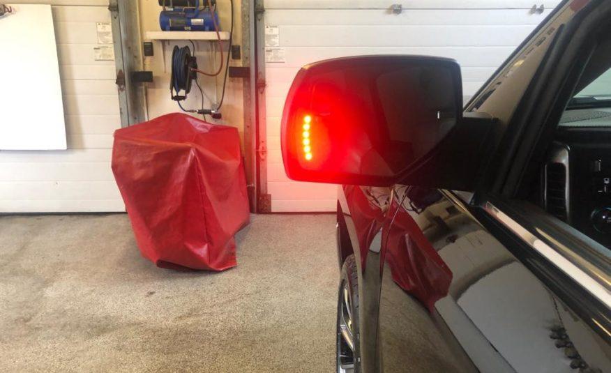 2017 CHEVROLET SILVERODO LTZ CREW CAB