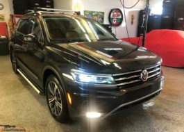 2018 VOLKSWAGEN TIGUAN HIGHLINE 4 MOTION