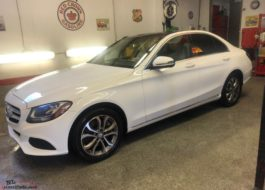 2016 MERCEDES BENZ C300 4MATIC