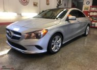 2017 MERCEDES BENZ CLA 250 4MATIC