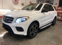 2017 MERCEDES BENZ GLE 400 4MATIC