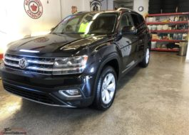 2018 VOLKSWAGON ATLAS HIGHLINE